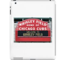 Cubbies Forever iPad Case/Skin