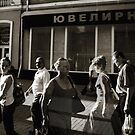 you're not alone by Nikolay Semyonov