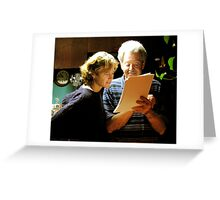 Scientists Greeting Card