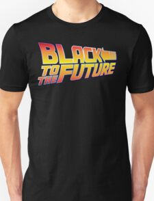 McSuperfly Special (Black to the Future) v2 Unisex T-Shirt