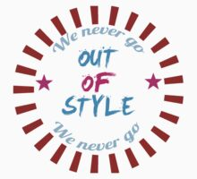 Taylor Swift - Style - 'We Never Go Out Of Style' Kids Clothes