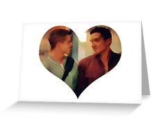 Dethan's Heart Greeting Card