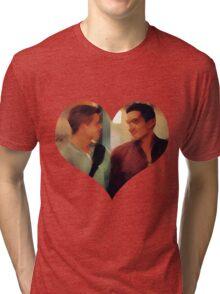 Dethan's Heart Tri-blend T-Shirt