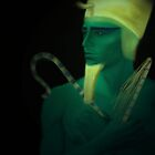 Osiris. Egyptian God of the Dead by Dawnsky2