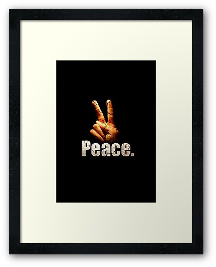 Peace by webart