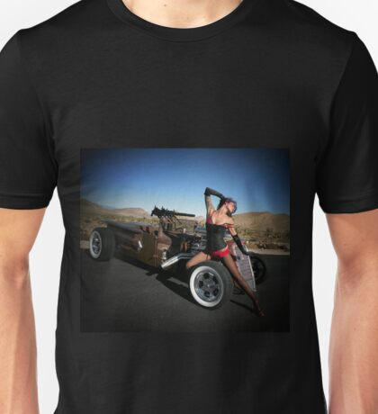 Strike a Pose Pin-up! Unisex T-Shirt