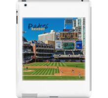 Padres Tee iPad Case/Skin