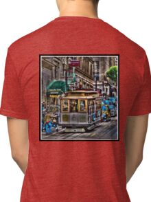 Powell and Market Tri-blend T-Shirt