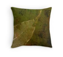 Weathered Throw Pillow