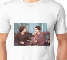 Scisaac [Dangerous Contact] Unisex T-Shirt