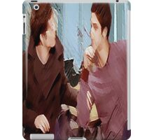 Scisaac [Dangerous Contact] iPad Case/Skin