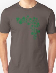 Green shamrocks T-Shirt
