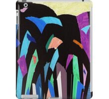 Leaves in the breeze iPad Case/Skin