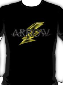 Tv Series Arrow and Flash cross-over T-Shirt