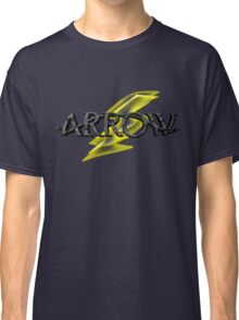 Tv Series Arrow and Flash cross-over Classic T-Shirt