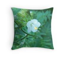 Ari's NATURE EYE: .. HUMILITY Throw Pillow