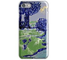 Water and Pen iPhone Case/Skin