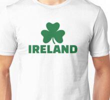 Ireland shamrock Unisex T-Shirt