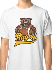 RUGBY. I love rugby. Classic T-Shirt