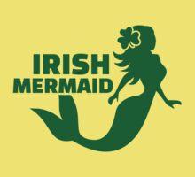Irish mermaid One Piece - Short Sleeve