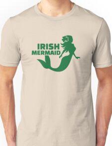 Irish mermaid Unisex T-Shirt
