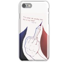 Charlie Hebdo iPhone Case/Skin