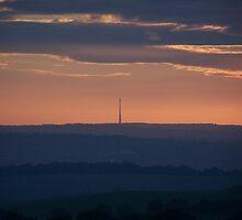 sunset 2 by painterman