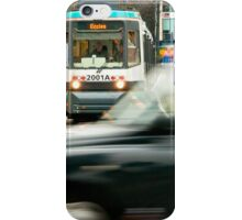 Rush Hour, Manchester iPhone Case/Skin
