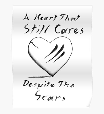 A Heart that still Cares Poster