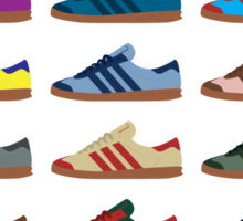 Kicks 2 Sticker
