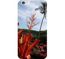 Maui Plantation iPhone Case/Skin