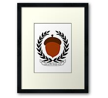 Child Of The Kindly West Framed Print