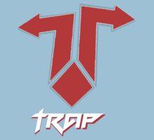 The Trap Logo Kids Tee