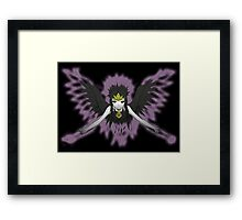 Fabled Grimro Framed Print