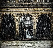 Wedding in Central Park by thesolotraveler