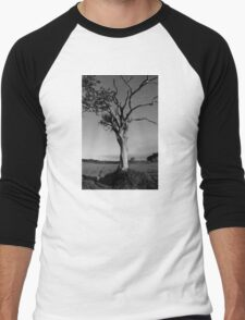 Ageing Gracefully Men's Baseball ¾ T-Shirt