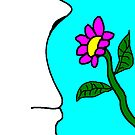 Flower. by Paul Rees-Jones