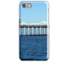 Prison Island Jetty - East Africa iPhone Case/Skin