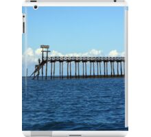 Prison Island Jetty - East Africa iPad Case/Skin