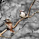 Friends Stick Together (GC) by Dave Law