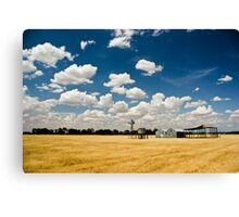 The Land Canvas Print
