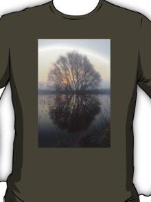A Pond Reflection T-Shirt