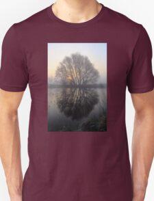 A Pond Reflection Unisex T-Shirt