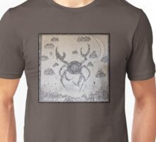 Cyber Crab Unisex T-Shirt
