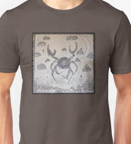 Cyber Crab Unisex T-Shirt
