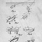 Fishing Lure Original Patent by Edward Fielding