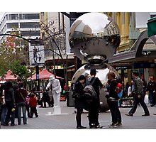 photoj South Australia, Adelaide Rundle Mall Photographic Print