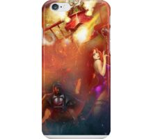 The AD Carries - Graves, Corki, and Ms. Fortune iPhone Case/Skin