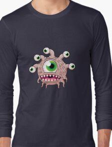 The happy Eye Tyrant Long Sleeve T-Shirt
