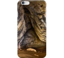 The Bolii Cave in Romania iPhone Case/Skin